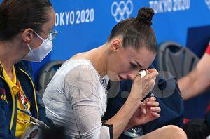 """Larisa Iordache, primul interviu după abandonul de la Jocurile Olimpice: """"A venit momentul să-mi pun sănătatea pe primul plan"""""""