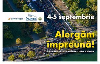 La Semimaratonul Bucureștiului vor avea acces și persoanele nevaccinate. Bucharest RUNNING CLUB va suporta costurile pentru testele rapide.