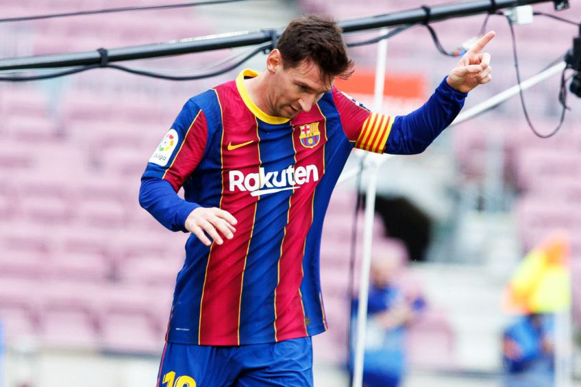 Salariul net al lui Messi la Barcelona: 24 de milioane de euro, foto: Imago