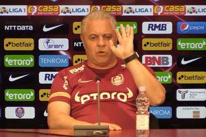 """Marius Șumudică, dezlănțuit în conferință » Ironii pentru rivali: """"Ce-Fe-Re, Ce-Fe-Re. Bă oameni buni, treziți-vă! Luăm campionatul la pas anul ăsta!"""""""