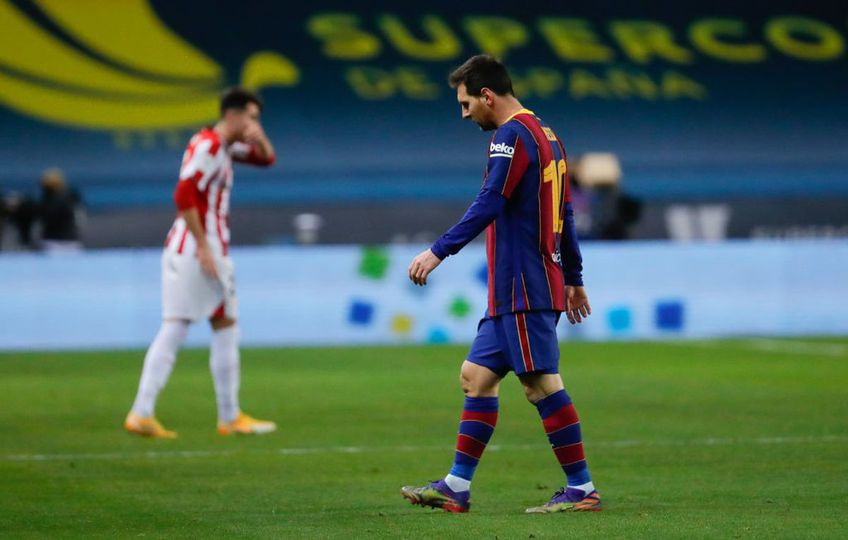 Lionel Messi Foto:GettyImages