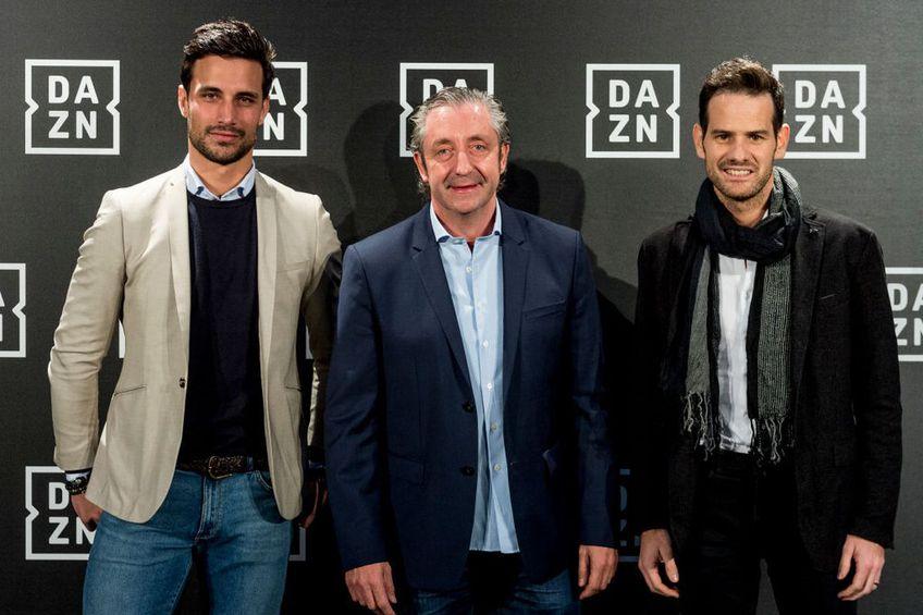 Josep Pedrerol (mijloc) Foto:GettyImages