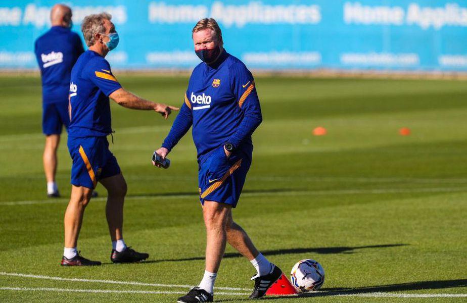 Ronald Koeman foto: Barcelona/facebook