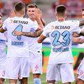 FCSB e neînvinsă în noul sezon. Sursă foto: Facebook FCSB Official