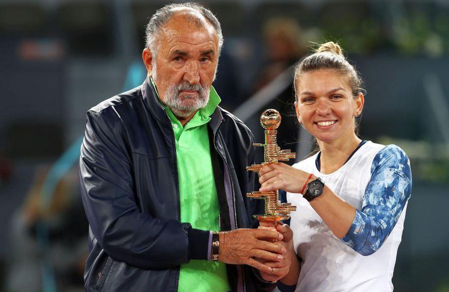 FOTO: Ion Țiriac deține din 2009 turneul de la Madrid. foto: Guliver/Getty Images