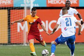 Farul, victorie de prestigiu cu Galatasaray » Hagi și-a învins echipa unde a scris istorie + Moruțan, titular
