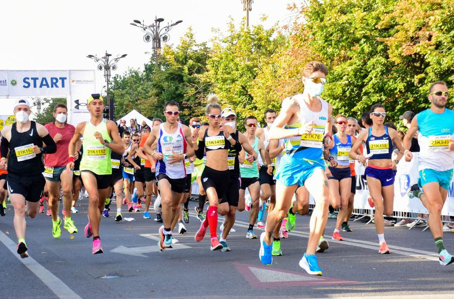Semimaratonul București, ediția #10 » Informații inedite despre câștigători + moment de reculegere pentru Ivan Patzaichin