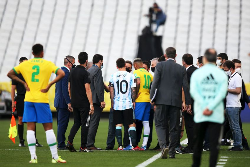 Brazilia - Argentina suspendat // foto: Guliver/gettyimages