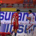 Dinamo a fost victima arbitrilor în acest sezon. foto: Raed Krishan