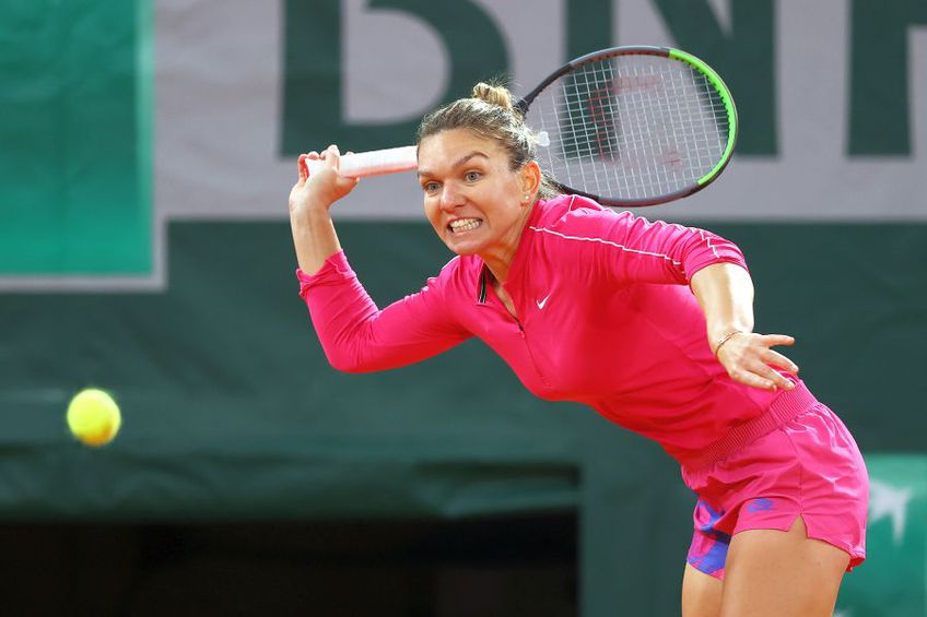 Simona Halep. foto: Guliver/Getty Images