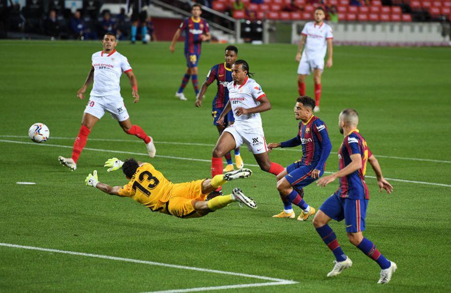 Barcelona - Sevilla 1-1