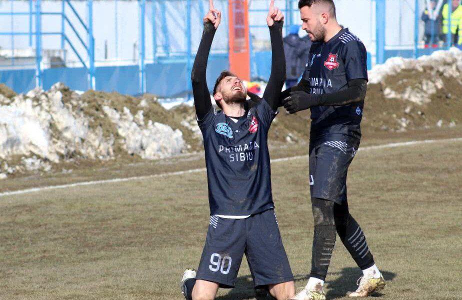 Atacantul Bogdan Rusu (30 de ani) a semnat cu CS Mioveni, formația antrenată de Claudiu Niculescu.