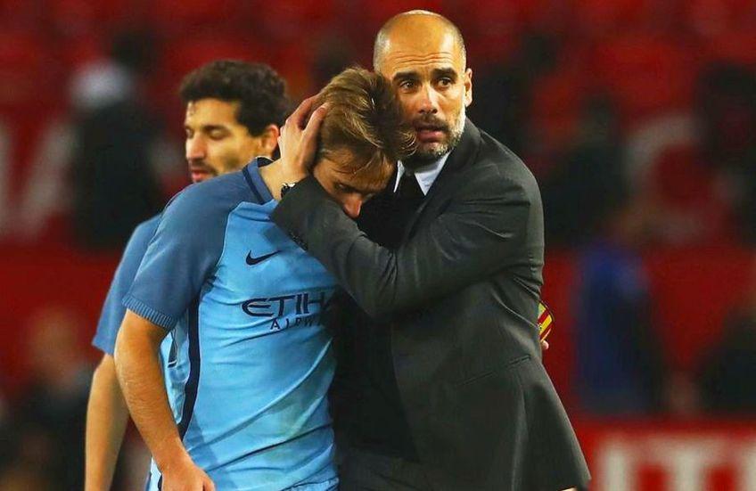 Aleix Garcia, fostul mijlocaș de la Manchester City, vine la Dinamo