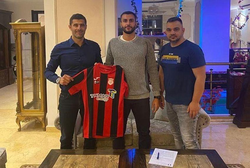 OFICIAL Mattia Montini, fostul atacant al lui Dinamo, a semnat cu Astra
