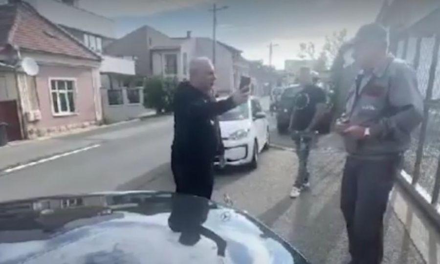 Un nou caz Șumudică în fotbalul românesc » Bodyguarzii nu îl lasă pe Ilie Stan la antrenament!