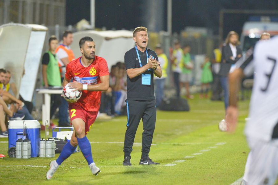 "Vergil Andronache revine ca ""principal"", la 2 ani de la despărțirea de FCSB » Preia un club din Liga 2"
