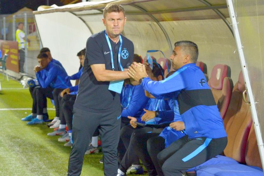 Vergil Andronache (51 de ani) este noul antrenor al divizionarei secunde FC Brașov Steagul Renaște.