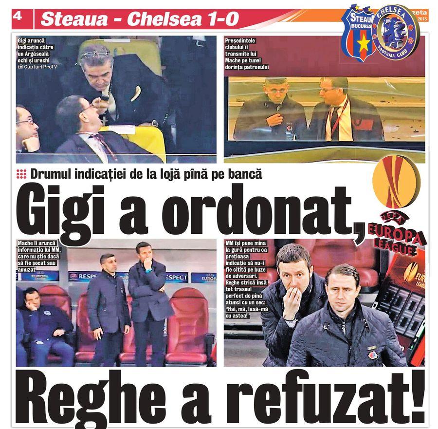 FCSB // Alt antrenor, aceleași apucături ale lojei! În ultimii 10 ani, Gigi Becali și-a umilit toți antrenorii în direct la TV