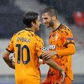 Paulo Dybala a avut o prestație solidă în Ferencvaros - Juventus 1-4 // foto: Guliver/gettyimages