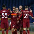 CFR Cluj a încasat 3 goluri în prima repriză a duelului cu AS Roma toate după erori nepermise în apărarea lui Dan Petrescu.