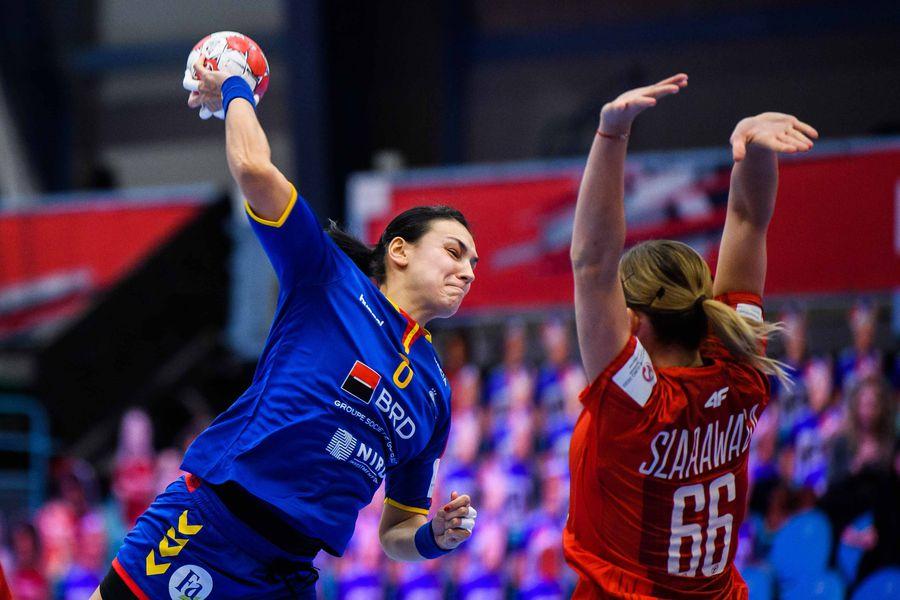 România - Polonia, Campionatul European de handbal / FOTO: Imago-Images