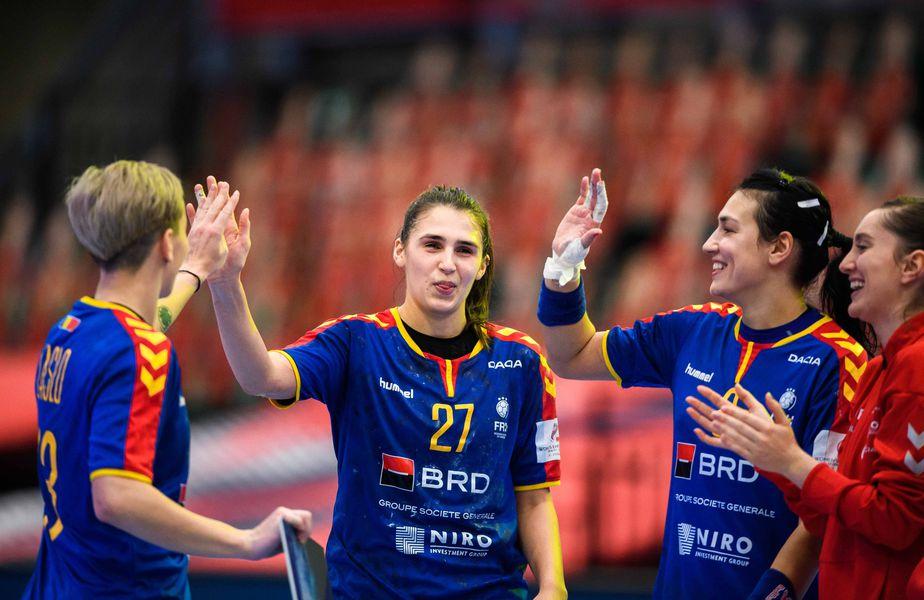 România a învins Polonia, scor 28-24, și s-a calificat în faza grupelor principale de la Campionatul European de handbal feminin.