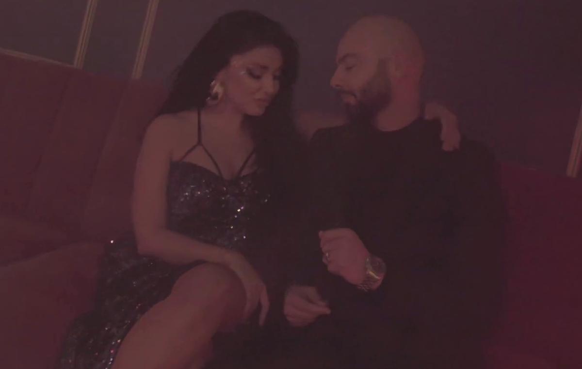"""Giani Kiriță, videoclip hot pe manele, cu Elena Ionescu: """"Tu ai hazul că ești fiță, ce garofiță, te pup pe gropiță"""" :D"""
