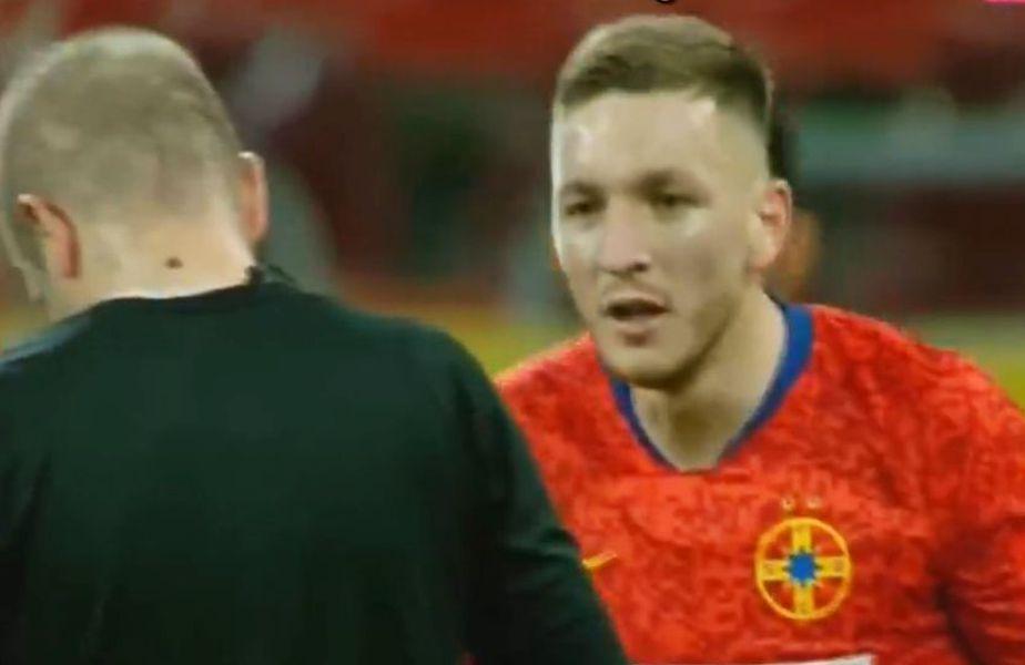 Ionuț Panțîru (24 de ani), fundașul stânga al celor de la FCSB, nu va juca în derby-ul cu CFR Cluj, de runda următoare.