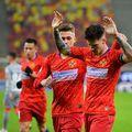 FCSB și UTA se înfruntă ACUM în runda cu numărul 12 din Liga 1.