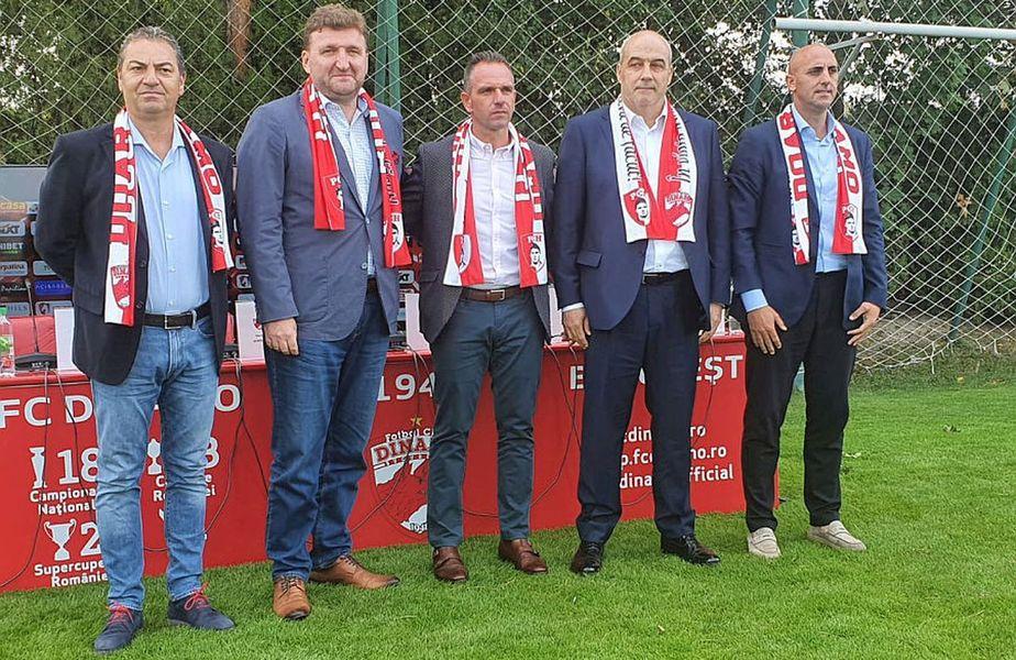 Într-o intervenție la GSP Live, Dumitru Dragomir i-a ironizat pe presupușii investitori de la Dinamo.
