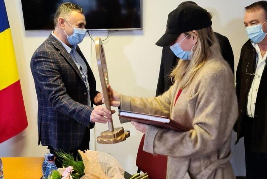 Simona Halep, vizită la Valea Doftanei: numărul doi mondial s-a relaxat alături de Toni Iuruc