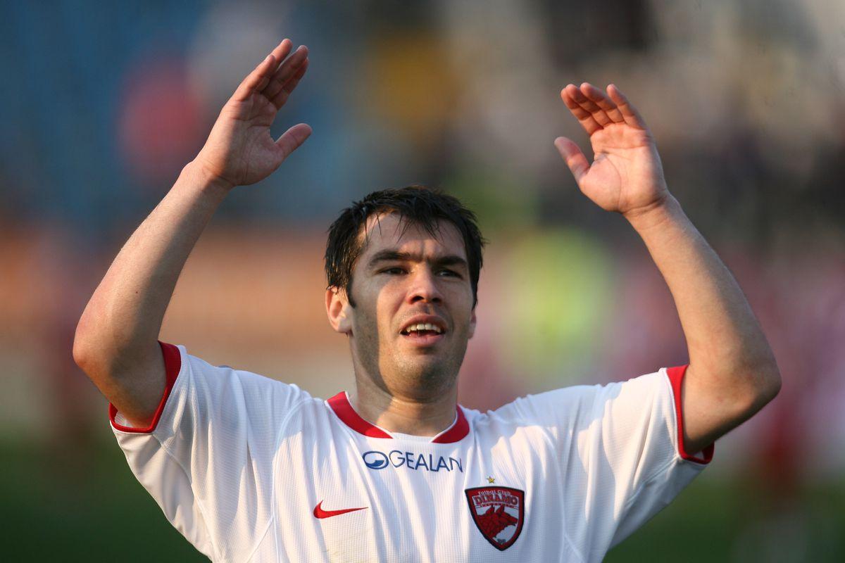 """VIDEO Un fost campion cu Dinamo în era Borcea se dedică religiei: """"Când realizezi că ești ticălos, nenorocit, sărac, orb, gol și ai nevoie de salvare"""""""