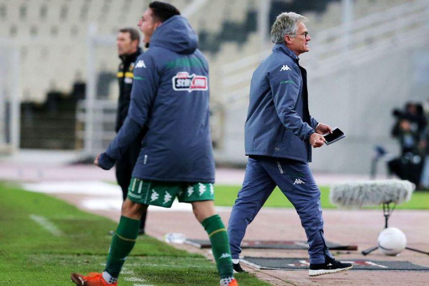 Echipa lui Boloni a obținut o victorie prețioasă în Grecia / Sursă foto: twitter.com/paofc_