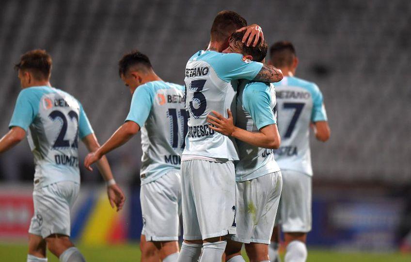 Cristian Dumitru (19 ani, atacant), împrumutat de FCSB la FC Argeș în această perioadă de mercato, a acordat un interviu pentru Gazeta Sporturilor și a povestit despre experiența sa la FCSB din prima parte a sezonului și cum a fost primit de noii colegi.