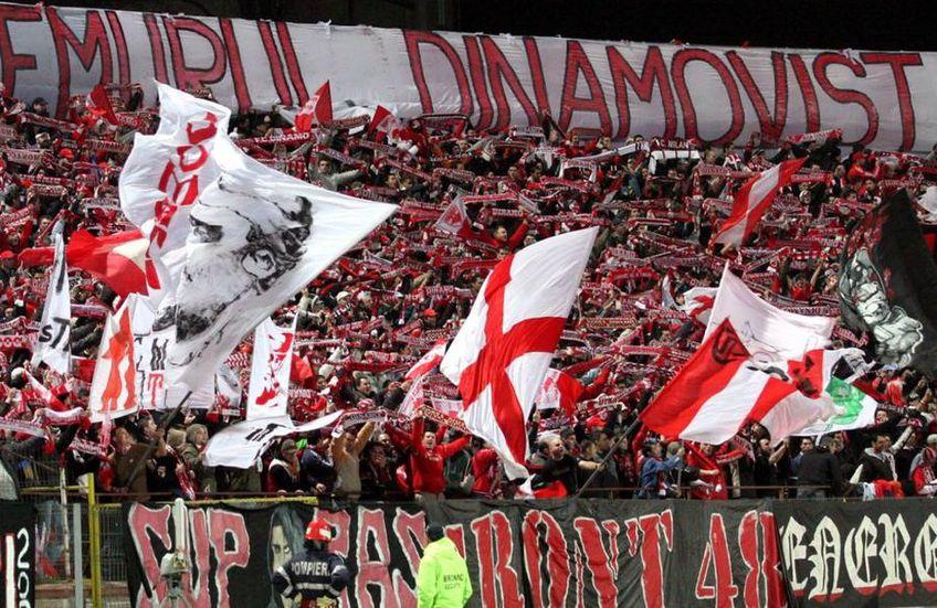 """Fanii-acționari ai lui Dinamo anunță că au achitat un salariu jucătorilor despre care știu sigur că vor să continue în """"Groapă"""""""
