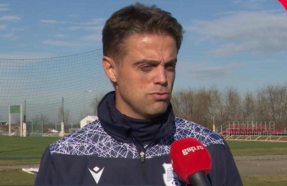 Mihai Ianovschi (45 de ani), noul antrenor al lui FC Argeș, a vorbit pentru GSP.ro despre planurile sale în Trivale.