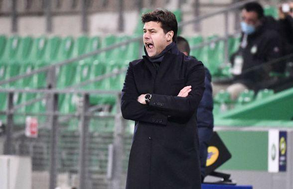 FOTO. St. Etienne - PSG 1-1 » Start ratat pentru Pochettino! Parisul pierde teren față de liderul Lyon