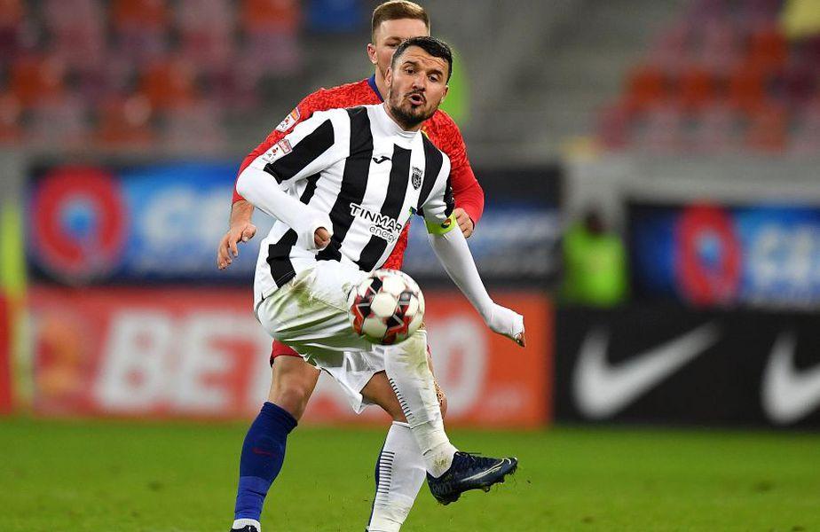 Constantin Budescu a fost decisiv pentru Astra în acest sezon