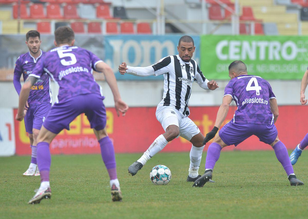 Astra - FC Argeș 06.02.2021