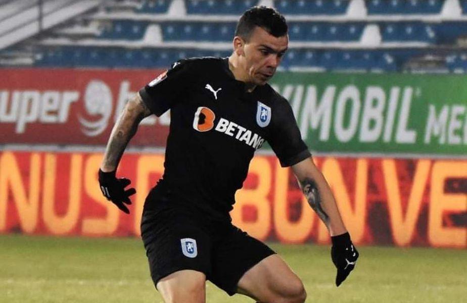 Dan Nistor (32 de ani, mijlocaș central) a tras concluzille după Craiova - Dinamo 1-0.