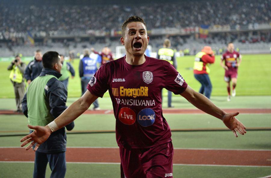 CFR Cluj, lovitură din partea unui fost jucător » Campioana riscă să fie EXCLUSĂ din competițiile europene!