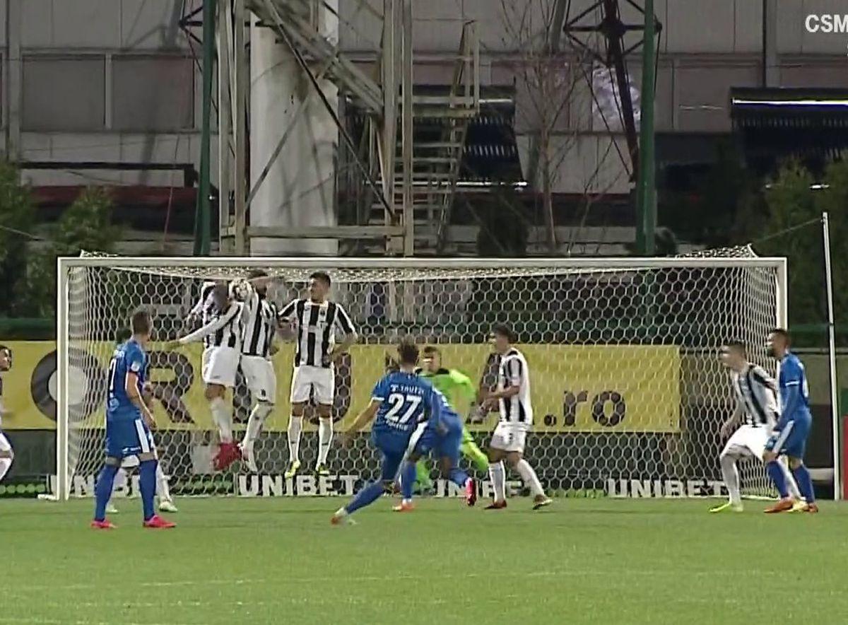 Penalty Botoșani - Astra