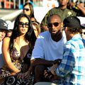 Kobe Bryant și Vannesa, soția sa, foto: Imago