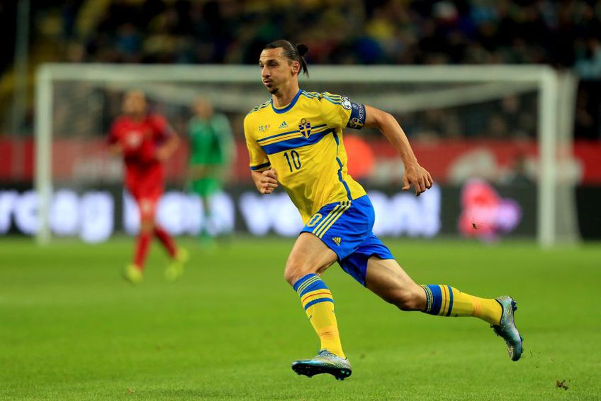 Zlatan Ibrahimovic (foto: Guliver/Getty Images)