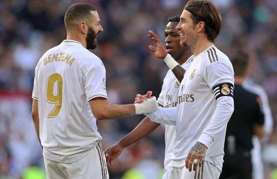 Karim Benzema ar putea juca în Atletico - Real Madrid // foto: Guliver/gettyimages