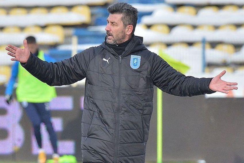 Marinos Ouzounidis (52 de ani), antrenorul celor de la CS Universitatea Craiova, s-a plâns de programările din această etapă la finalul victoriei cu FC Botoșani, 1-0