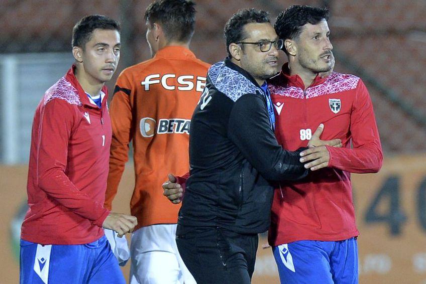 Mihai Teja vrea o nouă victorie cu FCSB / Sursă foto: GSP