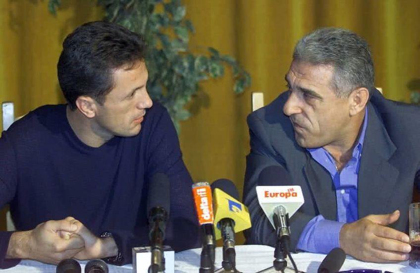 Gică Popescu, 53 de ani, președintele Viitorului, i-a răspuns lui Giovanni Becali (68), după ce fostul impresar a preconizat ce va face Gheorghe Hagi (56) din vară.