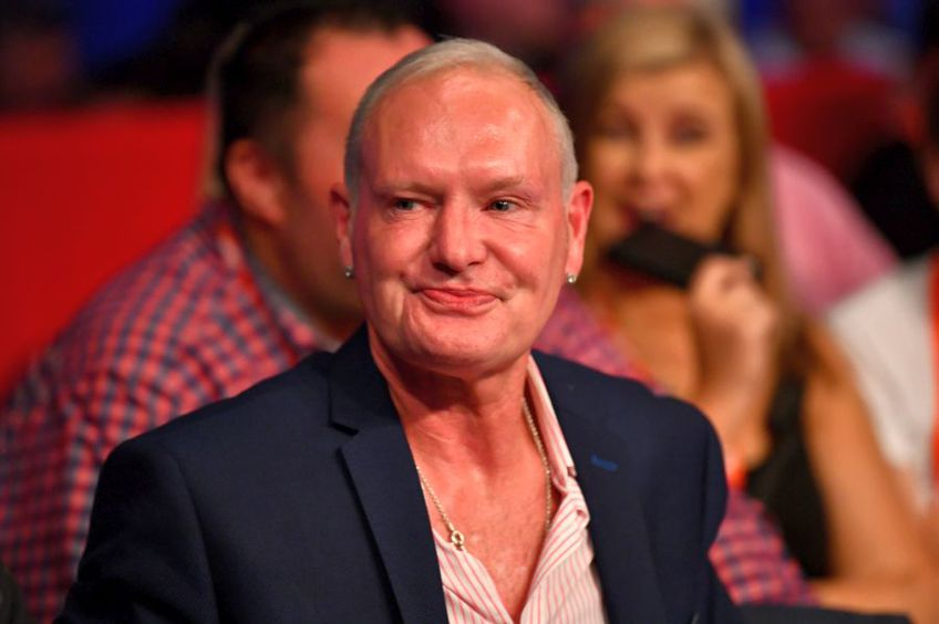 Paul Gascoigne. foto: Guliver/Getty Images