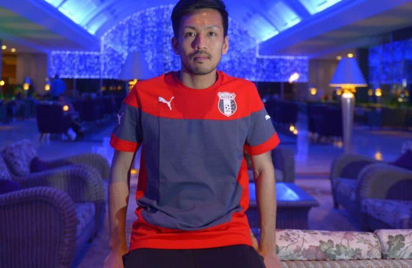 Takayuki Seto. foto: Gazeta Sporturilor
